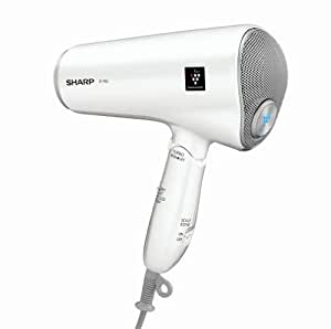 Amazon Com Sharp Plasmacluster Hair Dryer If Pb1 W White