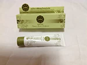 Aimthai All in One Organic Herbal Toothpaste Product of Thailand