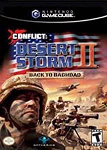 CONFLICT: DESERT STORM 2- BACK TO BAGHDAD - GameCube