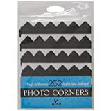 Canson Self-Adhesive Photo Corners black