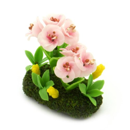 mytinyworld-dolls-house-miniature-flower-bed-rhododendron
