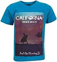Soul amp Glory Little Boys39 Cotton Iconic Landmark T-Shirt