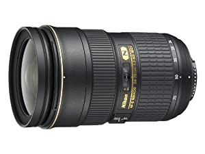 Nikon 24-70mm F/2.8g Ed Af-s Nikkor Wide Angle Zoom Lens