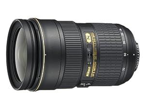 Nikon 24-70mm f/2.8G ED AF-S Nikkor Wide Angle Zoom Lens