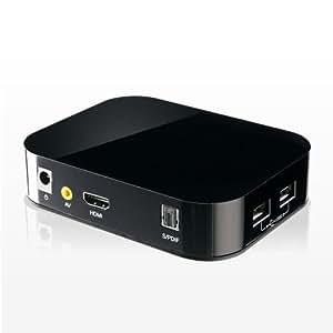 サンワダイレクト 写真・動画プレーヤー SDカード/USBメモリの画像をテレビで再生!  メディアプレーヤー 400-MEDI001