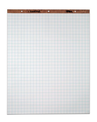 tops-standard-easel-pads-3-hole-punched-27-x-34-inch-1-grid-white-50-sheets-pad-carton-of-2-pads-790