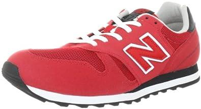 New Balance M373RDB 220951-60-4, Unisex - Erwachsene Klassische Sneakers, Rot (RDB RED 4), EU 42 (US 8.5)