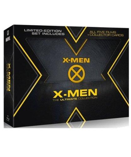 Coffret Collector X-Men - Edition limitée Bluray 416wMF91B4L