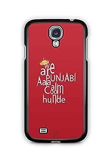 YuBingo We are Punjabi Mobile Case Back Cover for Samsung Galaxy S4