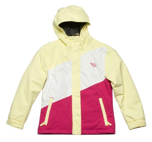 Ripcurl Candy Stripe Girls Snow Jacket