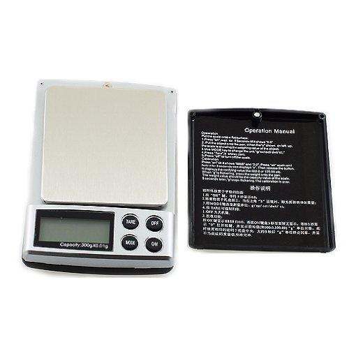 0.1-1000g Cuisine 0.1-1kg Mini Bijoux Bijoux Bureau de la balance électronique numérique Balance de poche