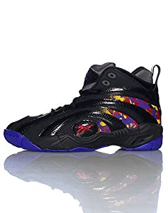 Reebok Men'S Shaqnosis Og Basketball Shoes, Black, 13 M US