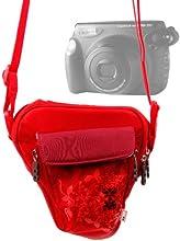 DURAGADGET Crimson Lightweight SL  RDSL RProtective Camera Case For Fujifilm Instax 210