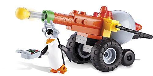 COBI The Penguins of Madagascar Dematerializer Building Kit - 1