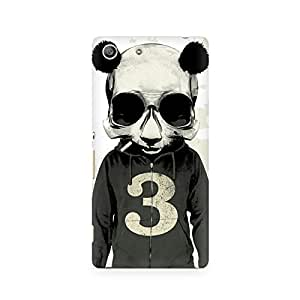 Ebby Cool Panda Premium Printed Case For Sony Xperia M5