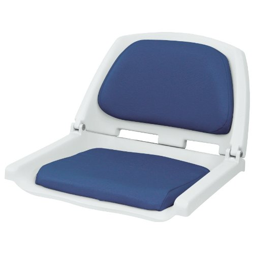 Image of Wise Folding Fishing Boat Seat (B004WIQTIS)