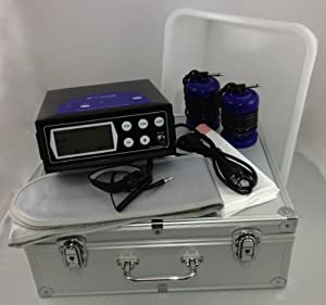 NewCell Complete Ion Detox Foot Bath / Ionic Detoxification Spa Machine
