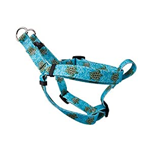 Yellow Dog Design Step-In Harness, Large, Sea Turtle