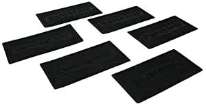 Highland (0561200) Ramparts Ramp Mats, Black - Set of 6