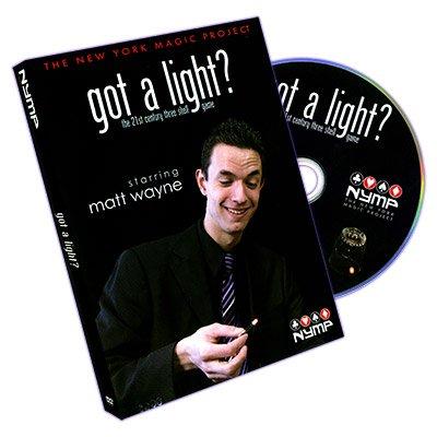 Got A Light? By Matt Wayne - Dvd