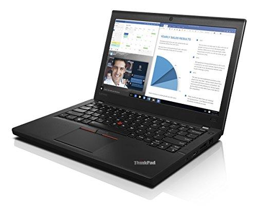 "Lenovo ThinkPad X260 20F6005HUS 12.5"" Ultrabook (2.30 GHz Intel Core i5-6200U, 8 GB RAM, 500 GB HDD, Windows 7 Professional)"