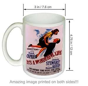 Its a Wonderful Life Vintage Movie COFFEE MUG