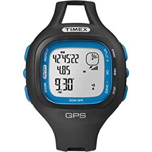 Timex Full-Size T5K639 Marathon GPS Watch