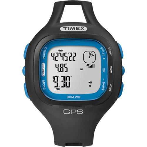 Timex Full-Size T5K639 Marathon GPS Watch Running Gps