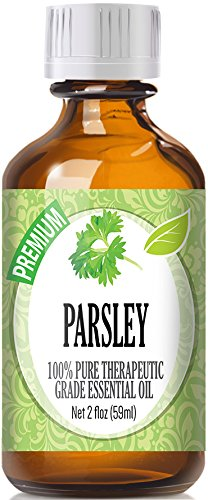 Parsley (60ml) 100% Pure, Best Therapeutic Grade Essential Oil - 60ml / 2 (oz) Ounces