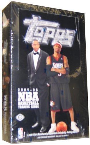 2005/06 Topps Basketball HOBBY Box – 36P10C by Topps online bestellen