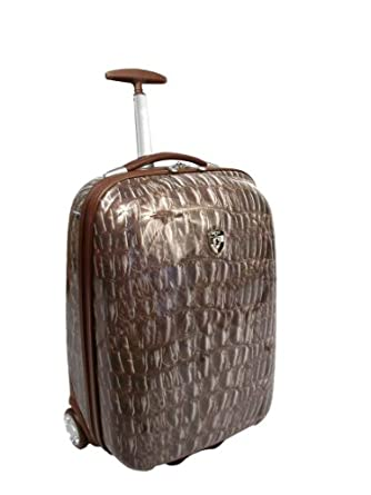 Heys Xcase Exotic Carry-On, Croco, One Size