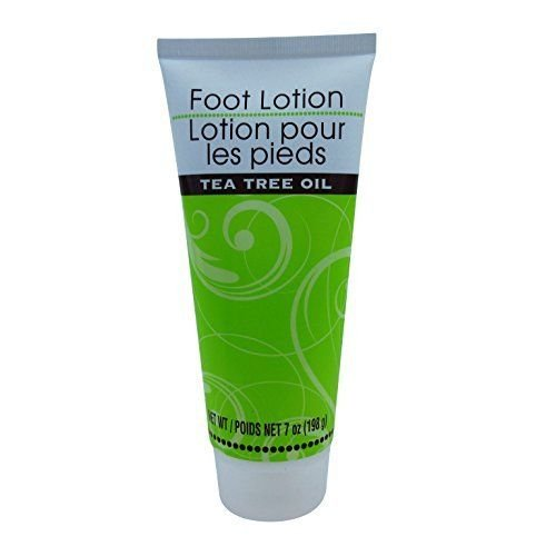 april bath shower tea tree oil foot lotion 7 oz health