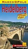 Marco Polo Reiseführer Heidelberg - Christl Bootsma