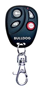 Bulldog 4-Button Remote Transmitter