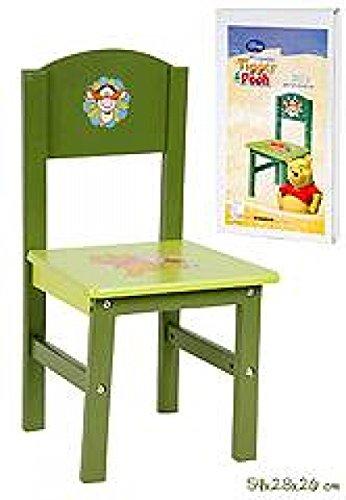Winnie Pooh Stuhl für Kinder aus Holz - Winnie Pooh Kinderstuhl