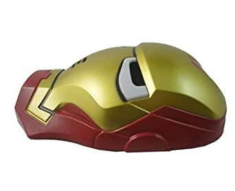 Ironman Led Light Mask Halloween Masquerade Child Mask Iron Man Costume Party