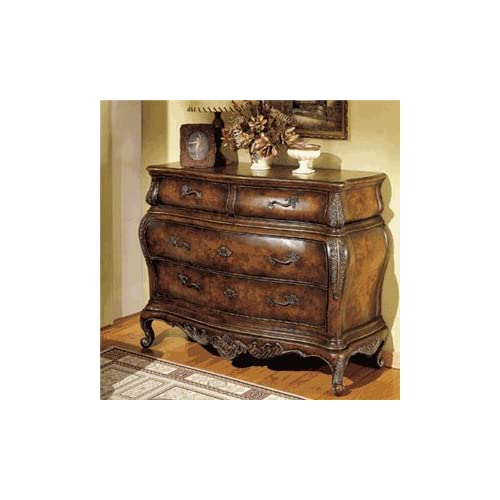 "Amazon.com - Powell Masterpiece ""Faux Plantation Cherry"" 3-Drawer Hall"