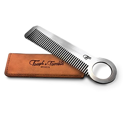 tough-tumble-metal-comb-the-revolve-with-leather-sheath