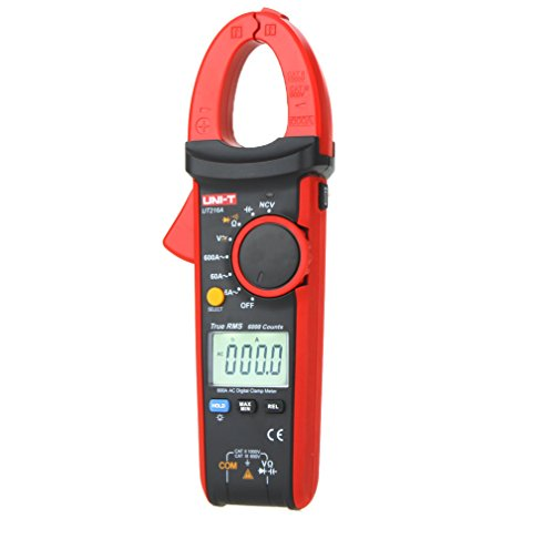 Uni-T 216A 600A True RMS Digital Clamp Meter