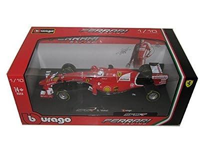 2015 Ferrari Formula 1 F1 SF15-T #5 Sebastian Vettel 1/18 by Bburago 16801 V