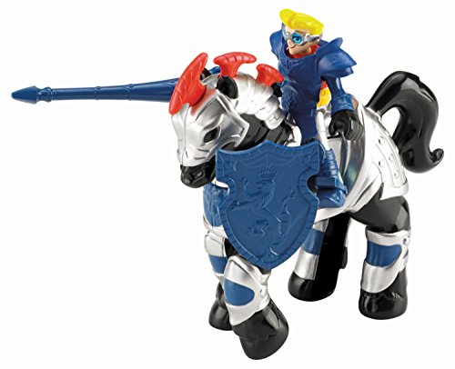 Fisher-Price Imaginext Dern Daring Jousting Knight Toy
