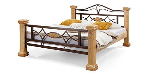 Massiv-Holz-Bett-ROM-Holzbett-Natur-Farbe-in-Buche-180x200cm-180-Ehebett-Doppelbett