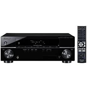 Pioneer VSX-519V-K 5-Channel A/V Receiver (Black)
