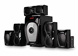 Mitashi HT 6125 BT 5.1 Channel Home Theatre System (9500 Watts PMPO) with Bluetooth