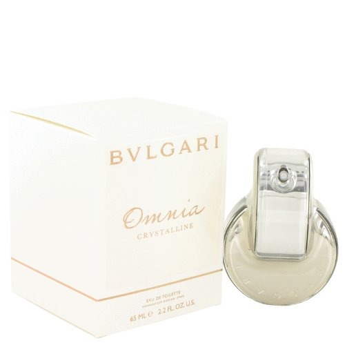 BVLGARI OMNIA CRYSTALLINE by Bvlgari EDT SPRAY 2.2 OZ for WO