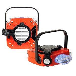 Emergency Crank AM/FM Radio w/Flashlight & USB Port