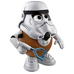 Star Wars Mr. Potato Head - Spud Trooper