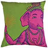 Koko Bazaar Decorative Pillow 91245 - Green - 22