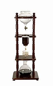 Amazon Com Yama Glass 6 8 Cup Cold Drip Maker Curved