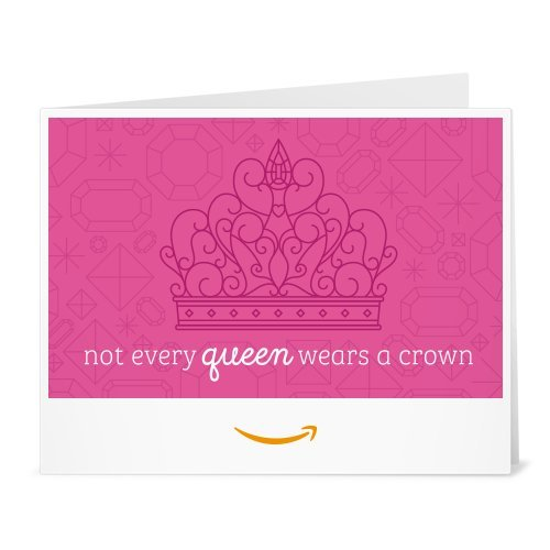 amazon-gift-card-print-queen-wears-a-crown